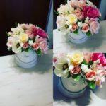 Kompozycje Kwiatowe we Flower Boxach - Świeże Kwiaty Końskie