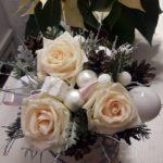 Życzenia noworoczne 2019 Bukiety Kwiatower FlowerBox